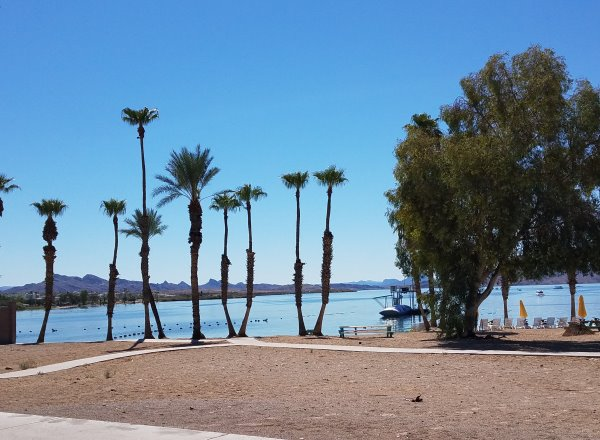 London Bridge Beach Lake Havasu City